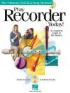 Play Recorder Today - Hal Leonard Publishing Company