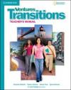 Ventures Transitions Level 5 Teacher's Manual - Gretchen Bitterlin, Dennis Johnson, Donna Price
