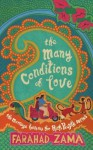 The Many Conditions of Love (Marriage Bureau For Rich People) - Farahad Zama