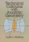 Technical Calculus with Analytic Geometry - Judith L. Gersting