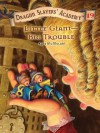 Little Giant--Big Trouble (Dragon Slayers' Academy, #19) - Kate McMullan, Bill Basso