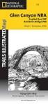 National Geographic, Trails Illustrated - Glen Canyon National Recreation Area, Capitol Reef National Park, Rainbow Bridge National Monument: Utah/Arizona, USA (Trails Illustrated - Topo Maps USA) - Treasure Chest Books