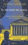 El mundo de Sofía - Jostein Gaarder, Kirsti Baggethun