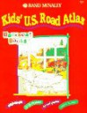 Kids' U.S. Road Atlas - Rand McNally