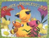 The Prince, The Princess, and The Bee: MissSpider's Sunny Patch Friends - David Kirk