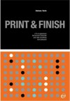 Print and Finish (Basics Design #6) - Gavin Ambrose, Paul Harris