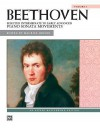 Beethoven -- Selected Intermediate to Early Advanced Piano Sonata Movements, Vol 1 (Alfred Masterwork Library) - Ludwig van Beethoven