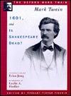 1601/Is Shakespeare Dead? (1882, 1909) - Mark Twain, Leslie A. Fiedler