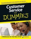 Customer Service for Dummies - Karen Leland, Keith Bailey