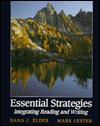 Essential Strategies: Integrating Reading And Writing - Dana C. Elder, Mark Lester