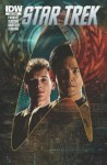 Star Trek #20 - Mike Johnson, Ryan Parrott, Claudia Balboni, Tim Bradstreet