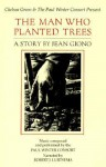 The Man Who Planted Trees with Book - Jean Giono
