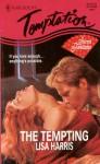 The Tempting (Secret Fantasies) (Harlequin Temptation #534) - Lisa Harris