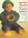 Baby Knits: 32 Original Designs for 0-3 Year Olds - Debbie Bliss
