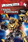 Transformers: Hunt for the Decepticons: Buddy Brawl - Lucy Rosen, MADA Design