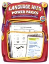 Language Arts Power Packs, Grade K - Frank Schaffer Publications, Frank Schaffer Publications