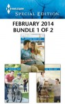 Harlequin Special Edition February 2014 - Bundle 1 of 2: Once Upon a ValentineThe Real Mr. RightCelebration's Family - Allison Leigh, Karen Templeton, Nancy Robards Thompson
