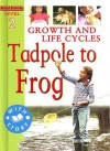 Growth and Life Cycles: Tadpole to Frog - Jim Pipe