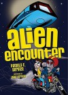 Alien Encounter - Pamela F. Service, Mike Gorman