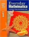 Everyday Mathematics: Student Math Journal 2001 Grade 3 Volume 1 - Max Bell