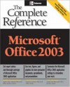 Microsoft Office 2003 - Jennifer Ackerman Kettel, Guy Hart-Davis, Curt Simmons, Jennifer Ackerman Kettel