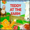 My Big Little Fat Book: Teddy at the Farm - Lorna Read, Gill Davies