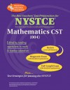 NYSTCE Mathematics CST (REA) - The Best Teachers' Test Prep - Research & Education Association, Mel Friedman, J. Brice