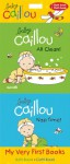 Baby Caillou and the Little Bugs (Bath Book and Cloth Book Duopack): All Clean! & Nap Time - Pierre Brignaud