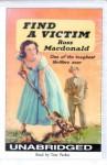 Find a Victim - Ross Macdonald