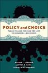 Policy and Choice: Public Finance Through the Lens of Behavioral Economics - William J. Congdon, Jeffrey Kling, Sendhil Mullainathan