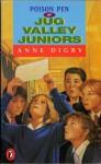 Poison Pen at Jug Valley Juniors (Puffin Books) (Jug Valley Juniors #5) - Anne Digby, Piers Sanford