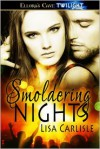 Smoldering Nights - Lisa Carlisle