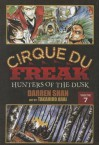 Hunters of the Dusk (Cirque Du Freak: The Manga) - Darren Shan, Takahiro Arai
