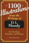 1100 Illustrations from the Writings of D. L. Moody - D.L. Moody