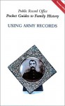 Using Army Records - Ann Morris