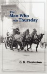 The Man Who Was Thursday, a Nightmare - G.K. Chesterton, Brian R. Mooney