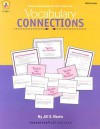 Vocabulary Connections: Spirit Master Book Middle Grade II - Imogene Forte, Jill Norris
