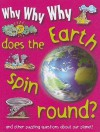 Why Why Why Does the Earth Spin Round? - Mason Crest Publishers