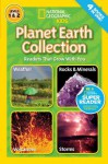 National Geographic Readers: Planet Earth Collection: Readers That Grow With You - National Geographic Kids