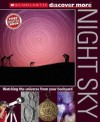 Night Sky - Steve Parker, Sue Malyan