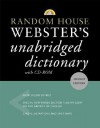 Random House Webster's Unabridged Dictionary with CD-ROM - Random House
