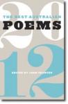 Best Australian Poems 2012 - John Tranter