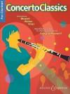 Concerto Classics: Clarinet and Piano - Hal Leonard Publishing Company