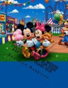 Mickey and Minnie Mouse Coloring Book: For Kids Ages 4 to 9 Years Old - NOT A BOOK