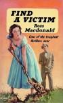 Find a Victim [With Headphones] - Ross Macdonald, Tom Parker