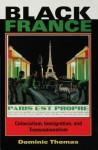 Black France - Dominic Thomas