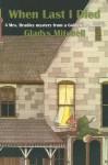 When Last I Died - Gladys Mitchell