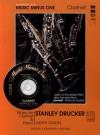 Music Minus One Clarinet: Advanced Contest Solos, Vol. I (Book & CD) - Stanley Drucker, Johannes Brahms, Alamiro Giampieri, Paul Hindemith, W.A. Mozart, Jean Albert de la Tournerie