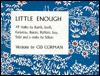 Little Enough: 49 Haiku by Basho, Sodo, Ransetsu, Buson, Ryokan, Issa, Shiki - Cid Corman, Yosa Buson, Sodo, Ransetsu, Ryonkan