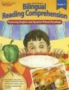 Steck-Vaughn Bilingual Reading Comprehension: Reproducible Grade 4 (Bilingual Reading Comprehension (Steck-Vaughn)) - Steck-Vaughn